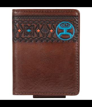 Hooey Hooey Card Wallet Aztec Stripe