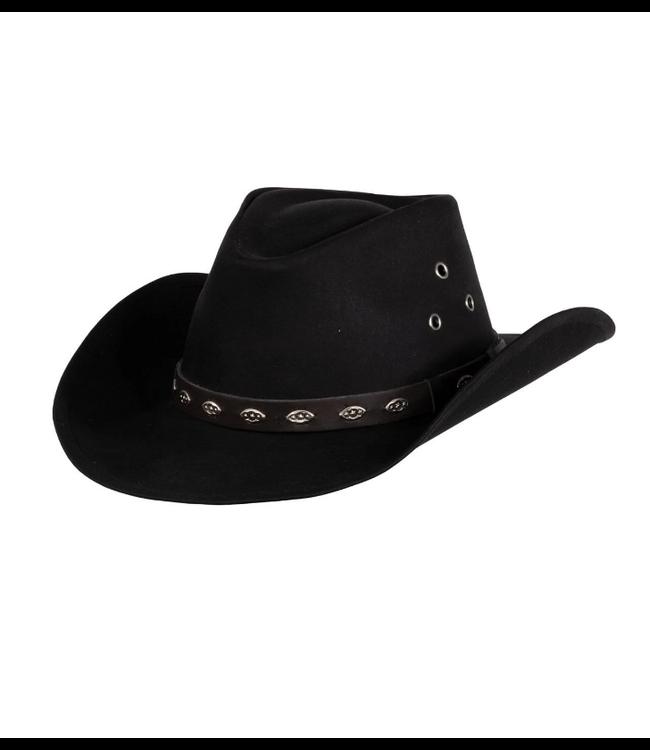 Outback Trading Badlands Oilskin Hat