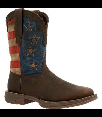 Durango Rebel Vintage Flag Boot