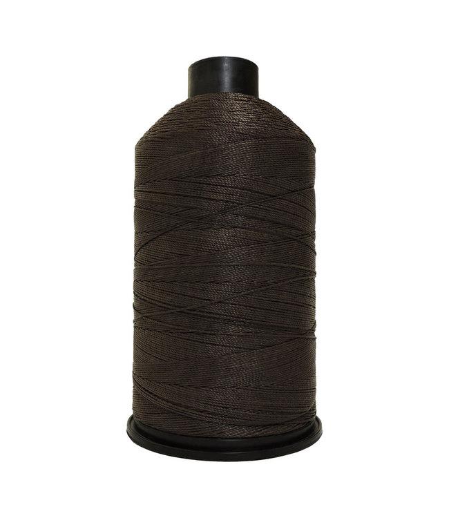 Bonded Nylon Thread #138 Brown 8oz