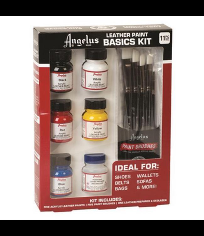 Angelus® Leather Paint Basics Kit