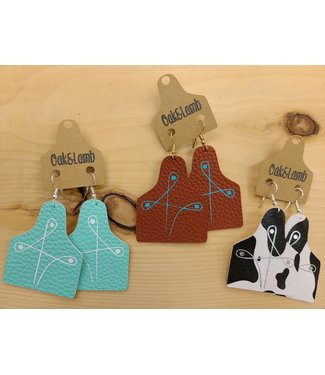 Oak&Lamb Can Chasers Earrings - Assorted Colors