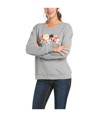 Ariat REAL Ariat Carnation Sweatshirt