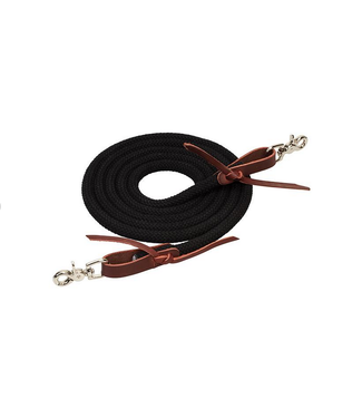Weaver EcoLuxe Bamboo Round Trail Rein