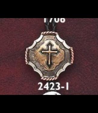 Bolo Tie Cross