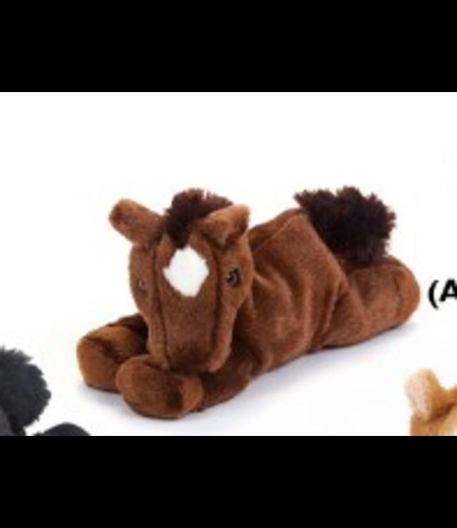"8"" Mini Horse Brown"