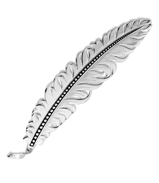 Montana Silversmith Classic Montana Hat Feather