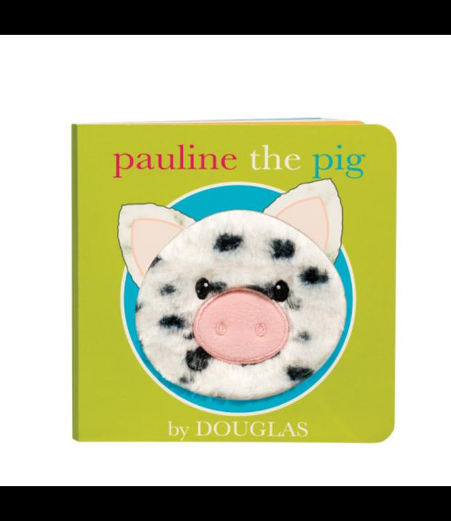 Douglas Pauline the Pig Board Book