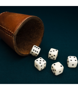 Beyond the Barn Make a Leather Dice/Pencil Cup Class Mar. 27