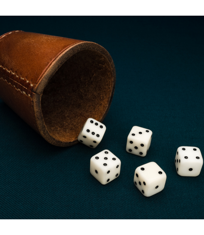 Beyond the Barn Make a Leather Dice/Pencil Cup Class