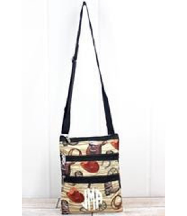 NGIL Wild Wild West Crossbody Bag