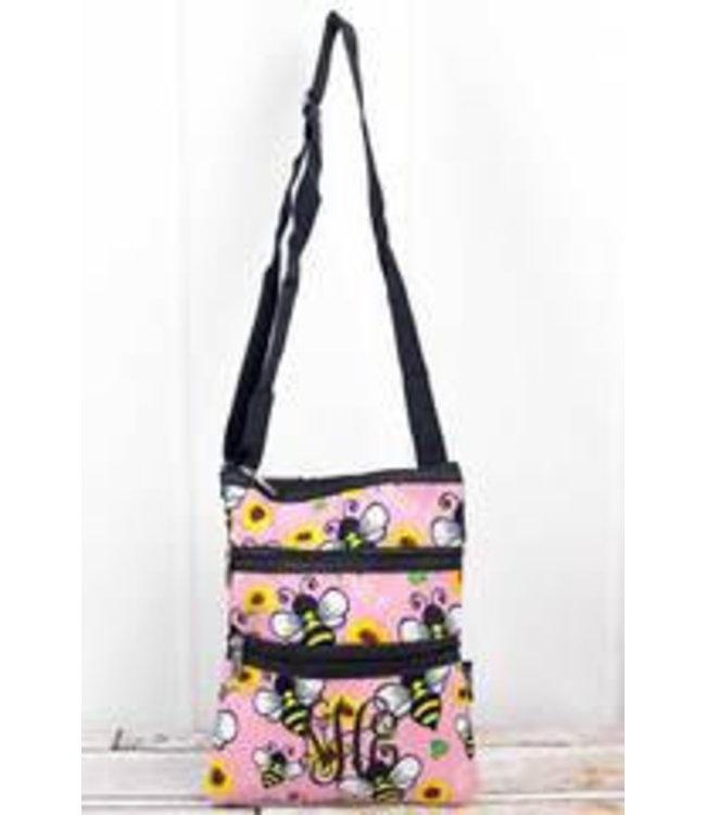 NGIL Busy Bee Crossbody Bag