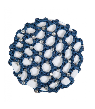 HKM Elegant Diamond Hair Net