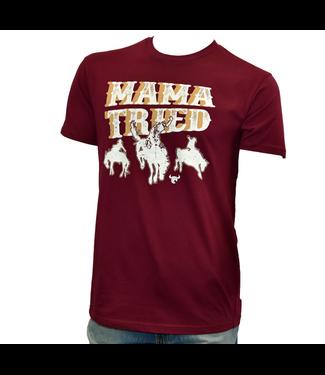 Cowboy Hardware Mens Mama Tried Tee