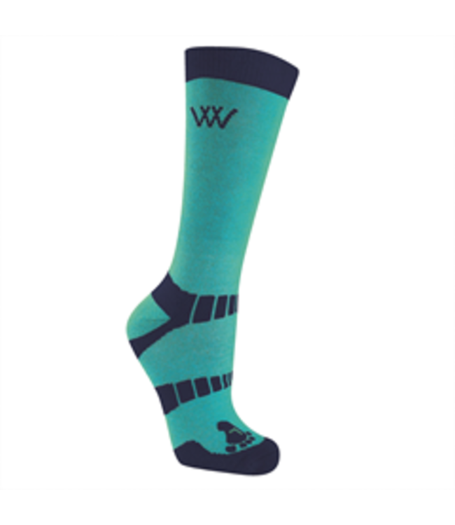 Woof Wear Bamboo Riding Socks - 2 Pairs