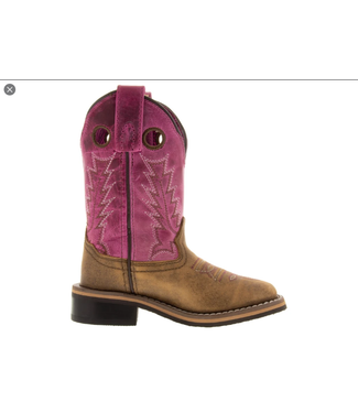 Smoky Mountain Tracy 3920C Childrens Boot
