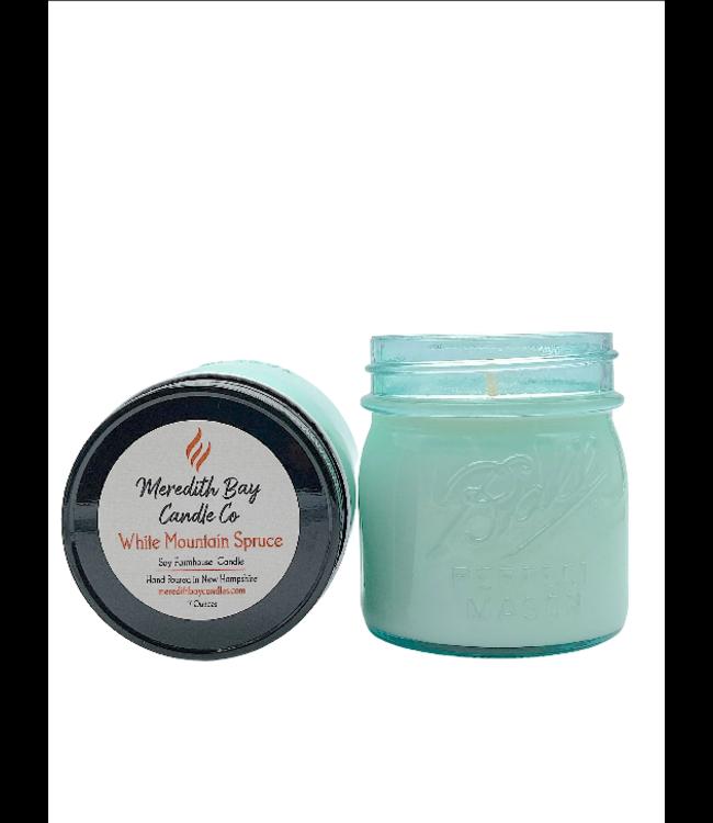 Meredith Bay Candle Co 8oz Jar Candle
