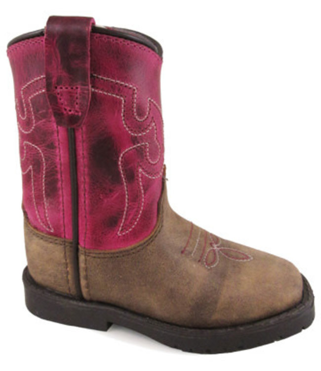 Smoky Mountain Toddler Autry Boot Pink
