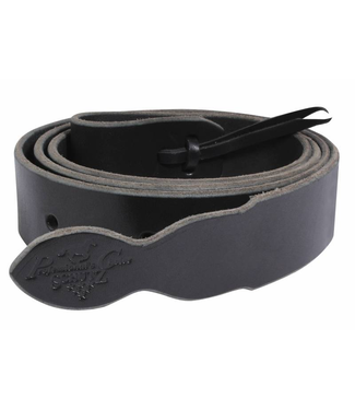 Professional's Choice Black Latigo Tie Strap