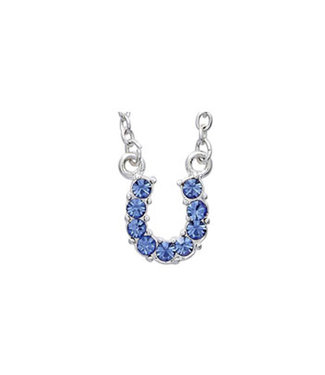 Necklace in Colorful Horse Head Gift Box - Assorted