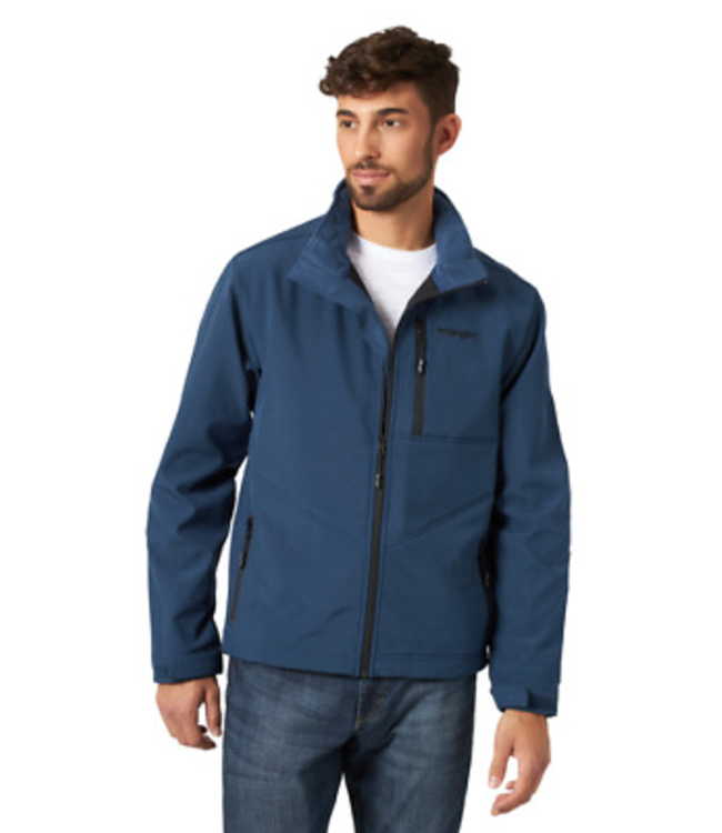 Wrangler Conceal Carry Trail Jacket Navy