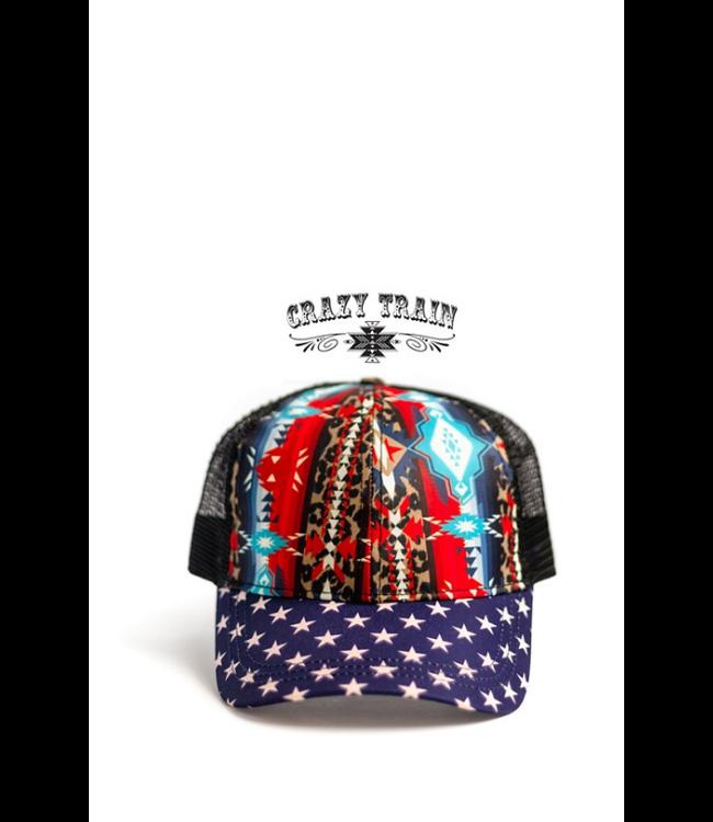 Freedom Fly Cap
