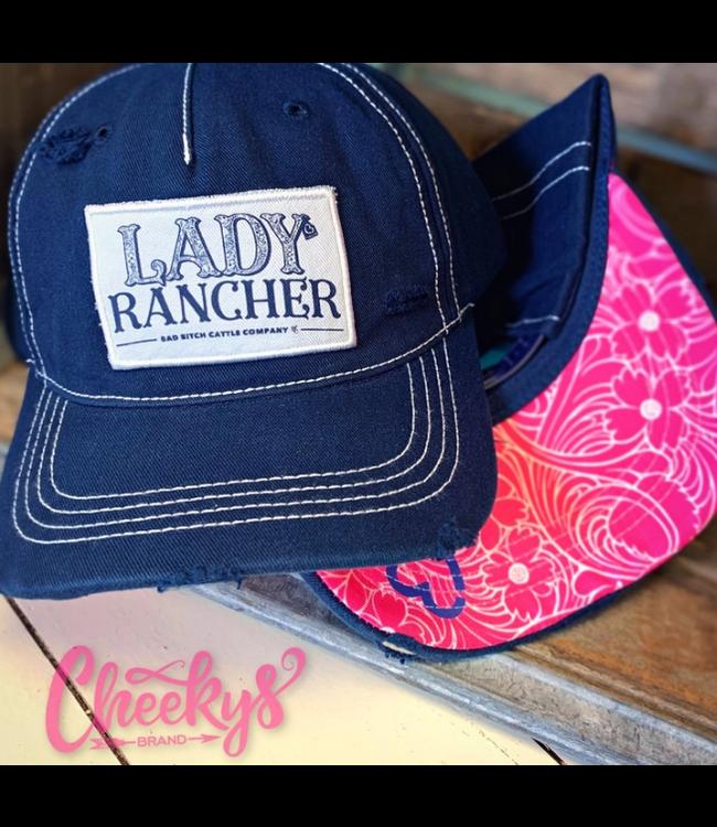 Cheeky's Boutique Lady Rancher Cap