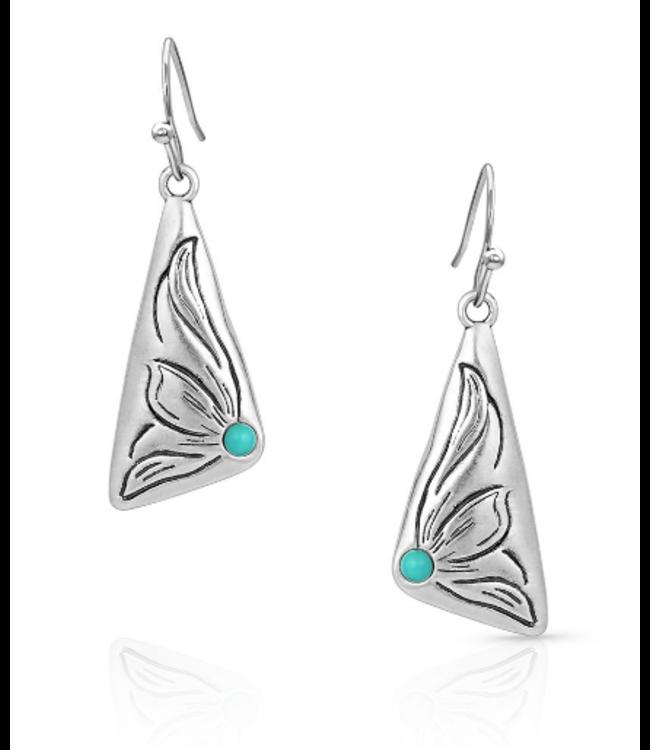 Montana Silversmith Monarch Dangle Earrings