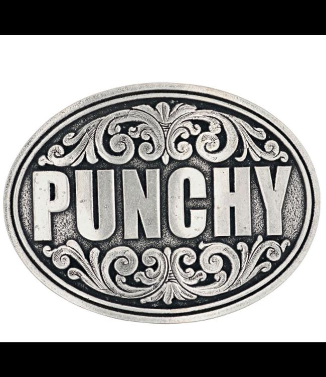 Montana Silversmith Attitudes Buckle Punchy