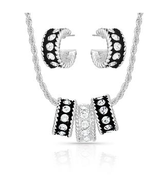 Montana Silversmith Crystal Shine Jewelry Set