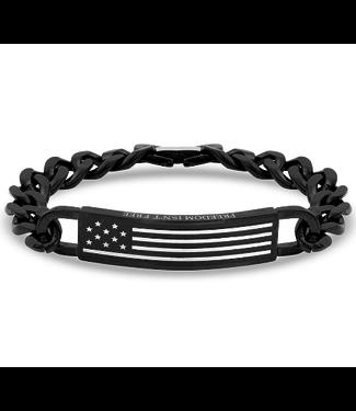Montana Silversmith Let Freedom Ring ID Bracelet
