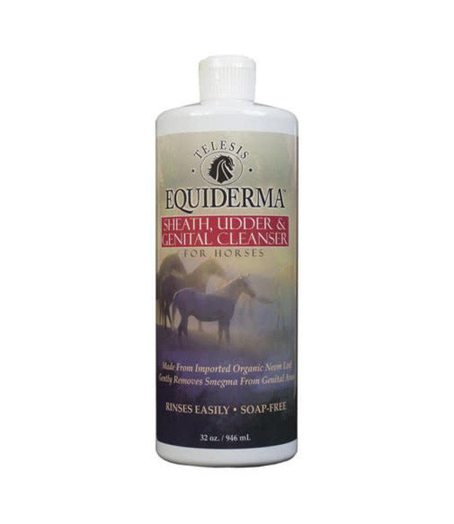 Equiderma Sheath, Udder & Genital Cleanser for Horses