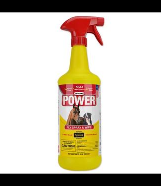 Power® Fly Spray & Wipe