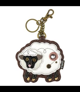 Chala Handbags Coin Purse/Key Fob