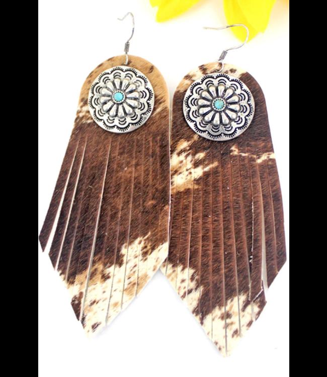 Carleen Concho Hogon Ranch Earrings