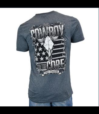 Cowboy to the Core Tshirt