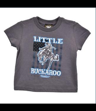 Little Buckaroo Tee