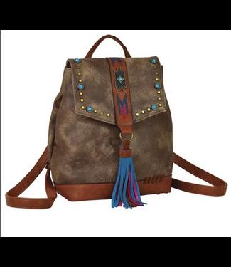 Cora Backpack w/ Tassle