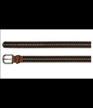 Catchfly Ladies Belt w/ Turquoise