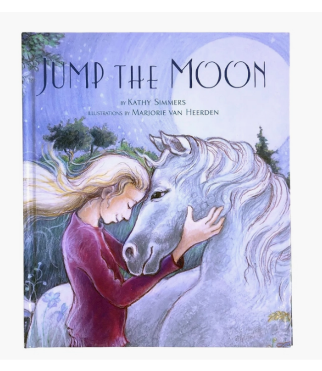 'Jump The Moon' Book