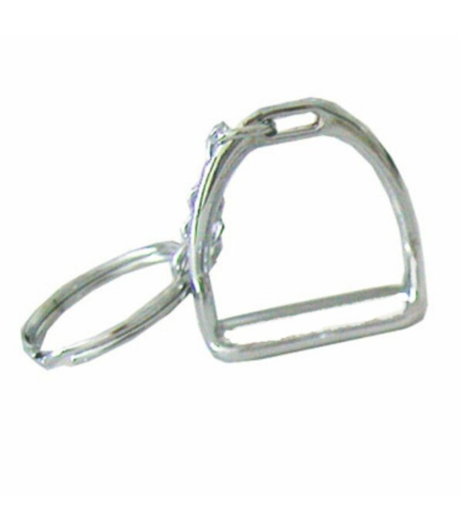 English Stirrup Key Ring