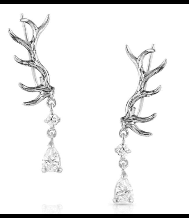 Montana Silversmith Kristy Titus Nature's Chandlier Earrings