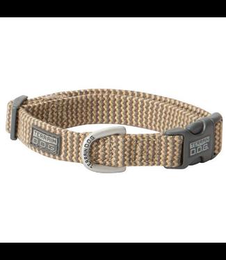 Weaver Bamboo Adj. Dog Collar
