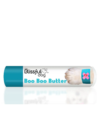 The Blissful Dog Boo Boo Butter for Dogs .15oz Tube