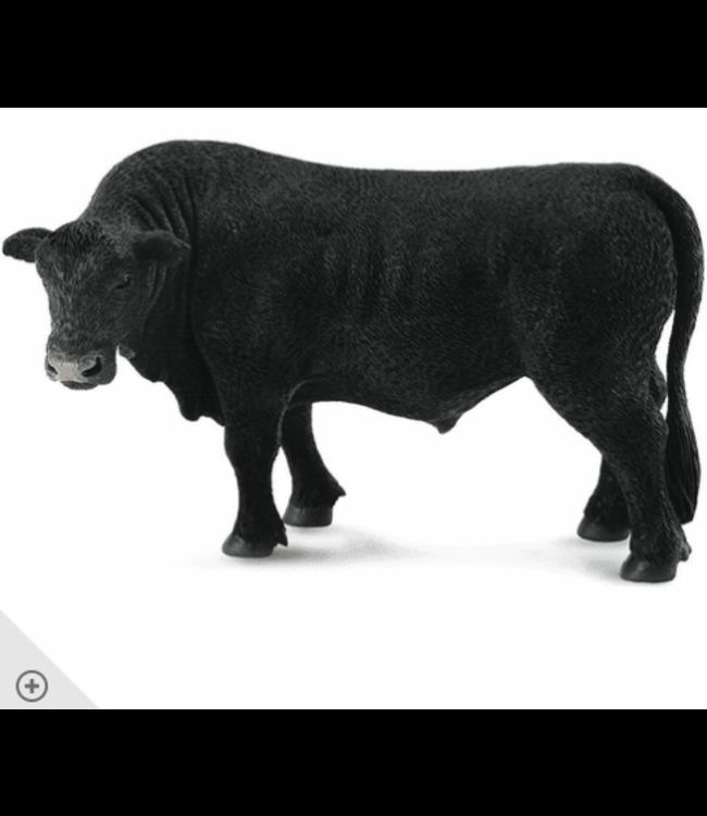 Breyer Breyer Collecta Black Angus Bull