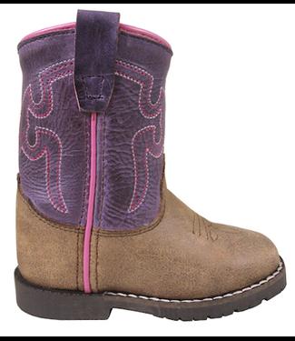 Smoky Mountain Toddler Autry Boot Purple