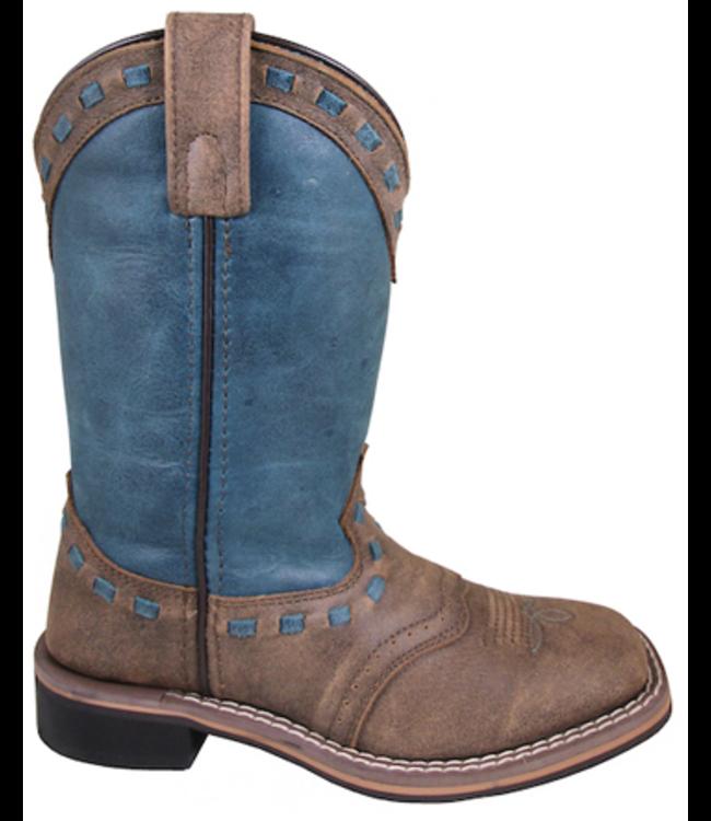 Smoky Mountain Galveston Kids Boot - Dk Turq 3135