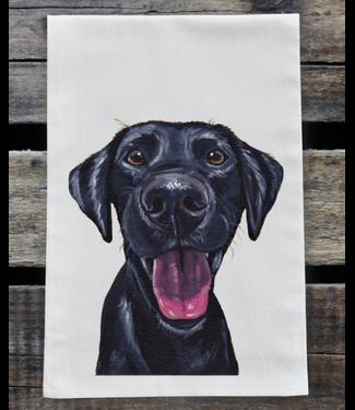 Hippie Hound Studios Dog Breed Tea Towel