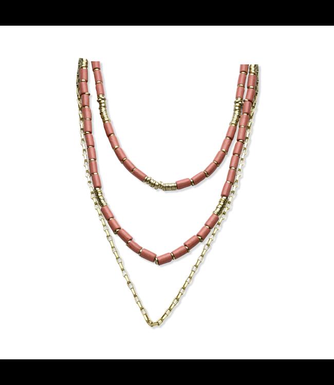 Myra Bag Cosine Necklace