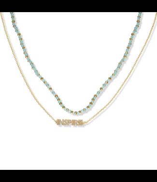 Myra Bag Inspire Necklace